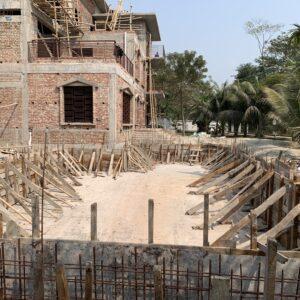 swimming pool construction company